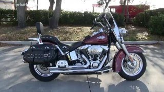 6. 2009 Harley Davidson Heritage Softail Classic for sale in Tarpon Springs