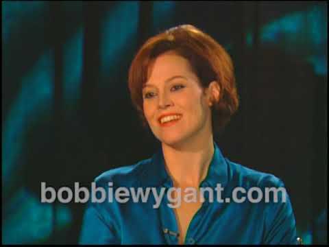 "Sigourney Weaver ""Copycat"" 1995 - Bobbie Wygant Archive"