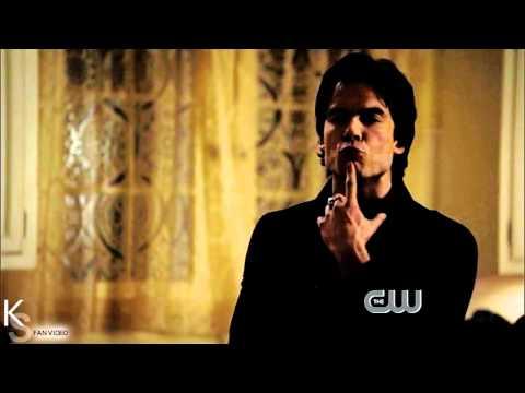 Damon Salvatore.Judas.