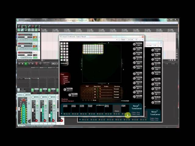 Nova 3 - Generative Sequencer - improv 2