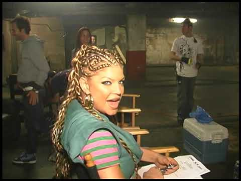 Black Eyed Peas  BEHIND THE SCENES VIDEO