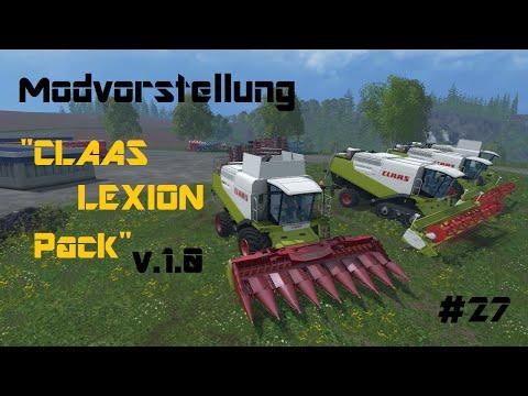 Claas Lexion 580/600 v1.6