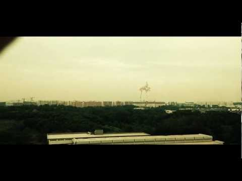 Alien Tripod Caught On Tape! (VFX Test)
