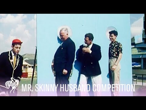 Butlins - Slim Husband Competition In Essex