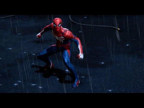 Vidéo sur les coulisses des scènes d'action de Marvel's Spider-Man