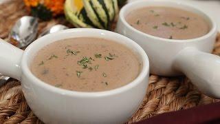 Cream of Mushroom Soup  #Homemade