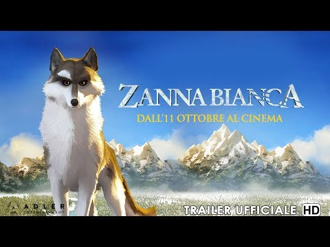 Preview Trailer Zanna Bianca, trailer italiano ufficiale