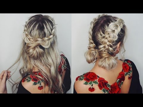 INCREIBLES PEINADOS DE MODA TUTORIAL 2018 2019 / BEAUTIFUL HAIRSTYLES COMPILATION