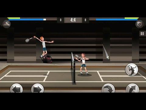 《羽毛球高高手 Badminton league》手機遊戲玩法與攻略教學!
