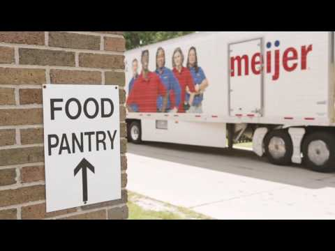 Meijer Simply Give Program Sets Fall Record