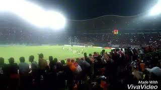 Video Jak mania nyanyi lagu perpisahan untuk persija, sampe merinding MP3, 3GP, MP4, WEBM, AVI, FLV November 2017