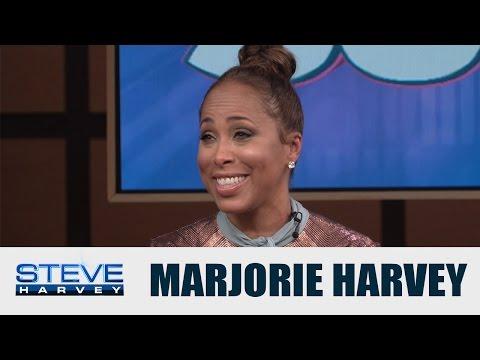 Stepmom Summit: Marjorie fixed that situation! || STEVE HARVEY