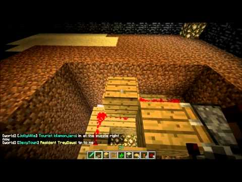 Minecraft Traps: How to Build the Creeper Trap! Video