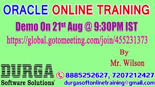 DURGASOFT is INDIA's No.1 Software Training Center offers online training on various technologies like JAVA, .NET , ANDROID ...