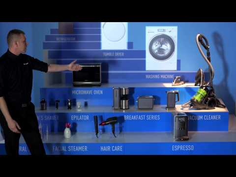 Panasonic Convention 2014 – Home Appliance Range Overview