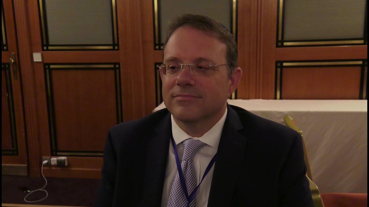 Yaakov Hagoel – Vice Chairman of the World Zionist Organization