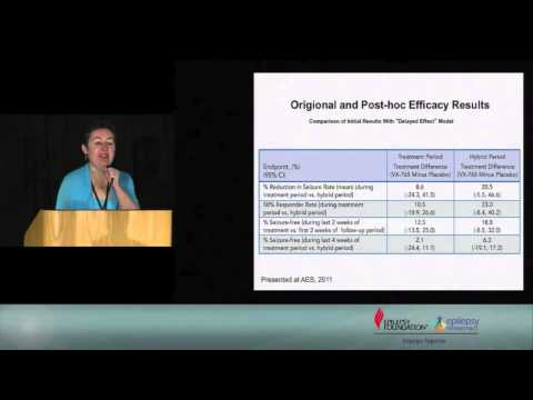 2014 Epilepsy Pipeline Update. SESSION VIII