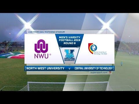 Varsity Football | NWU v CUT | Highlights