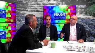Beszélgetésa Heti Tv Pirkadat című műsorában (2017. október 16.)