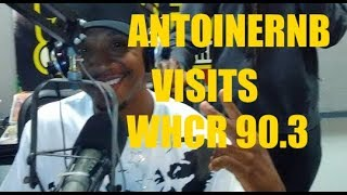 AntoineRNB Live On WHCR 90.3 FM with Vinny Bhttp://www.spatemag.comhttp://www.spatetv.comhttp://www.spateradio.comhttp://www.spatepost.com#spatemedia #spatemagazine #spatetv #spateradio #antoinernb #rnb #hiphopnews #hiphop