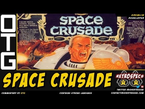 Space Crusade Amiga