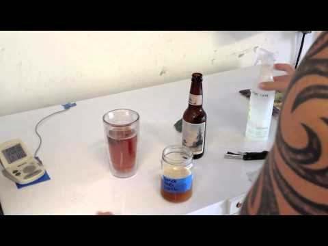 Yeast Harvesting From Commercial Beer