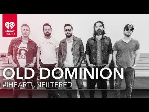 Old Dominion Searching For 'Happy Endings' | #iHeartUnfiltered