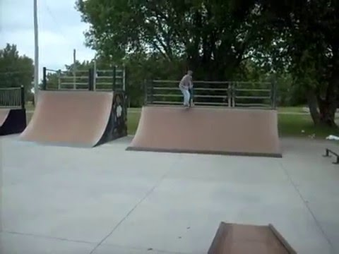 Spencer and T.J. Mason City Skatepark session