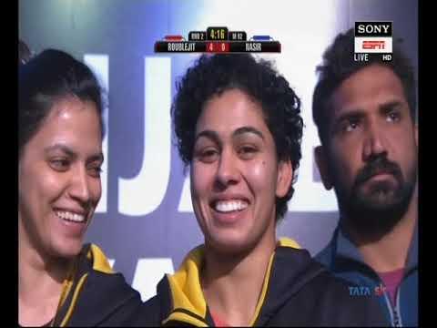 Roublejit Singh VS Nasir Hussain