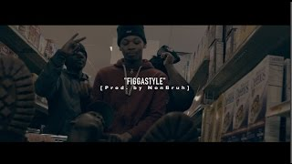 """Zell DoDAFool """"Figgastyle"""" [Prod. By NonBurh] (Official Music Video)"""