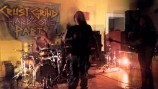 Video KANDAR - LIVE in Ořechov (09.01.2016) - Street Trash, Angst, Lea