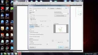 Using Acrobat Reader to print QuickPlumb images