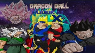 Dragon Ball Budokai UX is a new Budokai 3 mod made by TeamGeekPowered with over 20 new characters, and different soundtracks. This is a video I made to help promote their mod, which I only contributed to a little bit.Download link (it's still a beta version): http://www.mediafire.com/file/bd672ziidms5k0w/Dragon+Ball+UX+Beta+4.isoTeamGeekPowered's channel: https://www.youtube.com/user/MmZxWolfblade/videos?sort=dd&view=0&shelf_id=0