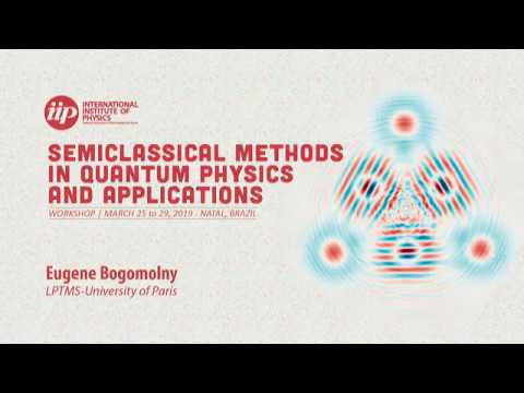 High-excited wave functions and multifractality (...) - Eugene Bogomolny