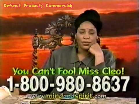 Talk Show - Miss Cleo