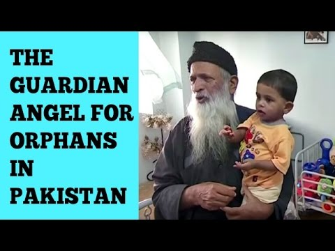 Edhi : The Guardian Angel of Pakistan. (видео)