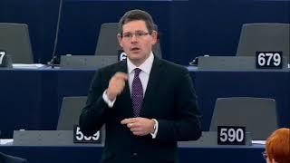 Képviselői felszólalás – 2017.10.04. Strasbourg