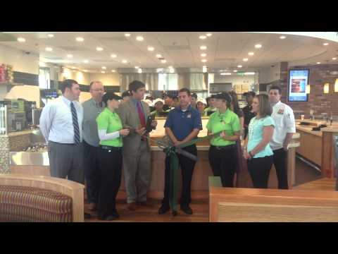 PDQ Ribbon Cutting