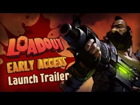 Loadout Early Access Trailer - Loadout