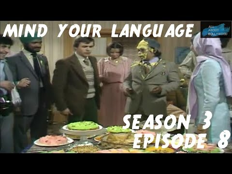 Mind Your Language - Season 3 Episode 8 - What A Tangled Web | Funny TV Show