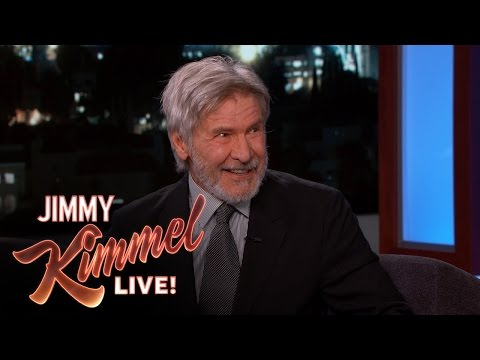 Harrison Ford is Excited to Play Indiana Jones