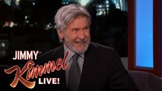 Video Harrison Ford is Excited to Play Indiana Jones Again MP3, 3GP, MP4, WEBM, AVI, FLV Agustus 2017