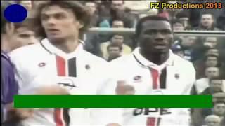 George Weahs 46 Tore in der Serie A