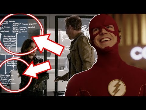 New Timeline AFTER Crisis Revealed! New Zoom Explained! - The Flash 6x10 Promo!