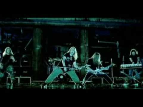 Children Of Bodom-In Your Face [Official Music Video] online metal music video by CHILDREN OF BODOM