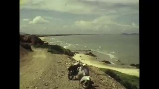 Vung Tau Vietnam  City new picture : Vietnam War R&R Footage at Vũng Tàu