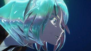 Download Lagu Houseki no Kuni Opening Theme「YURiKA - Kyoumen no Nami」OP Full Mp3