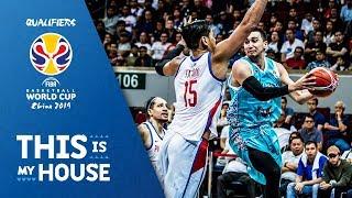 Philippines v Kazakhstan - Highlights - FIBA Basketball World Cup 2019 - Asian Qualifiers