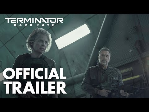 Terminator Dark Fate - Official Trailer 2019 - Paramount Pictures