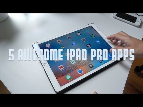 5 of the best iPad Pro apps - Latest News on Apple products Latest Release Apps and Games